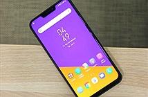 LG G7 tiếp tục lộ thiết kế màn hình 'tai thỏ'
