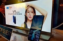 Vivo V9: thiết kế tai thỏ, camera 24MP, tích hợp làm đẹp AI