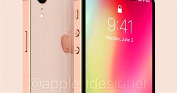 Lác mắt với ảnh iPhone SE 2: Phiên bản thu nhỏ của iPhone X