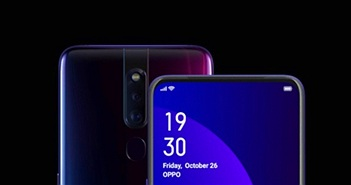 Oppo lại nghĩ thêm cách mới giúp tăng tỷ lệ màn hình smartphone
