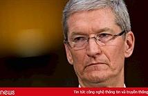 Apple vừa trải qua một tuần lễ cực kỳ tồi tệ