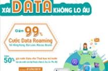 Viettel giảm tới 99% cước dịch vụ Data Roaming