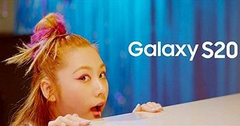 Samsung tung chiêu độc thu hút người mua Galaxy S20
