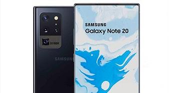 Galaxy Note 20 rò rỉ thiết kế thông qua ốp lưng