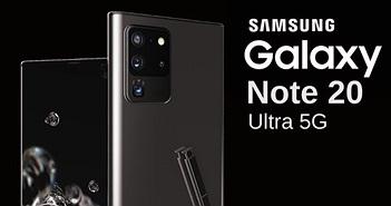 Samsung Galaxy Note 20+ 5G vừa lộ cấu hình trên Geekbench