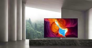 Sony công bố TV thông minh Z8H, A8H, X9000H, X9500H và X8000H, giá từ 1.127 USD