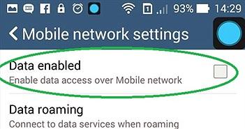 Tổng hợp các cách tiết kiệm dung lượng 3G cần biết dành cho điện thoại Android