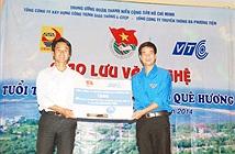 VTC tặng hơn 2.000 bộ thu truyền hình vệ tinh đến các đảo xa