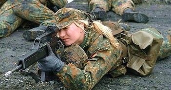 Súng trường G36 không còn tương lai trong Quân đội Đức?