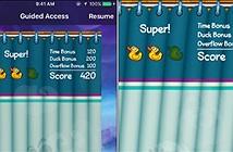 Hướng dẫn cách không click vào quảng cáo khi chơi game iPhone, iPad