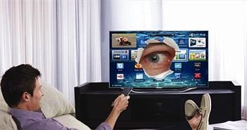 Tivi thông minh có thể trở thành gián điệp