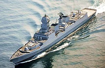 Khu trục Kolkata: Tàu diệt hạm nguy hiểm nhất thế giới