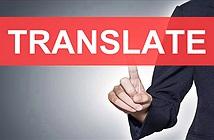 Cách dịch tài liệu sang tiếng Việt ngay trong Word