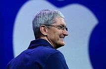 Apple vượt kỳ vọng về doanh thu, giá cổ phiếu tăng vọt