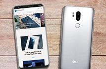 LG G7 ThinQ lộ diện hình ảnh trên tay trước giờ G