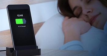 Vì sao iPhone không thể sạc quá 80%, cách khắc phục