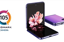 Samsung Galaxy Z Flip đạt 105 điểm từ DxOMark