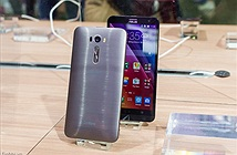 [Computex 2015] Trên tay ASUS ZenFone 2 màn hình 6: 720p, lấy nét bằng laser