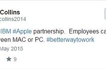 IBM cho phép nhân viên dùng máy Mac của Apple khi làm việc