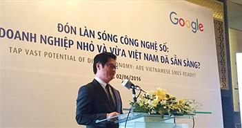 """""""Mức độ sẵn sàng cho kinh tế số của doanh nghiệp Việt còn thấp"""""""