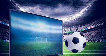 5 TV màn lớn giá tốt để xem Euro 2016