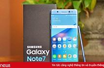 Cửa hàng dìm giá Galaxy Note 7R dù chưa bán ở VN