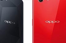 Oppo tung F7 Youth với tên màu cực kiêu: Kim cương đen và vầng dương đỏ