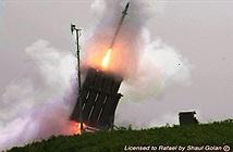 Trình diễn tệ hại, Israel vội vàng nâng cấp tên lửa Vòm sắt