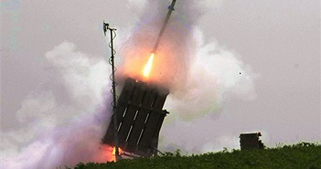"""Trình diễn tệ hại, Israel vội vàng nâng cấp tên lửa """"Vòm sắt"""""""