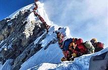 Sốc điều xảy ra với cơ thể người ở địa ngục sống Everest