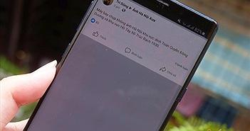 Facebook gặp lỗi ảnh tại Việt Nam và trên toàn cầu