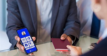 Hàng không Việt Nam thử nghiệm hộ chiếu sức khoẻ điện tử