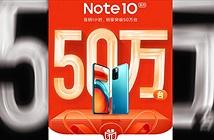 Xiaomi sạch bóng 500.000 chiếc Redmi Note 10 trong đợt mở bán đầu tiên