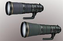 Nikon ra mắt bộ đôi ống kính tele AF-S Nikkor 500mm F4E và 600mm F4E. Giá từ 226 triệu đồng