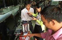 Quảng Nam: Phát hiện nhiều loại tivi và đầu thu số DVB-T2 lậu