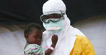 Dịch Ebola quay lại Liberia
