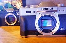 Fujifilm giới thiệu máy ảnh hoài cổ X-T10