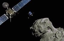 Tàu thăm dò Rosetta sẽ kết thúc sứ mệnh vào ngày 30/9