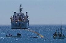 Google hoàn tất xây dựng tuyến cáp siêu nhanh xuyên Thái Bình Dương