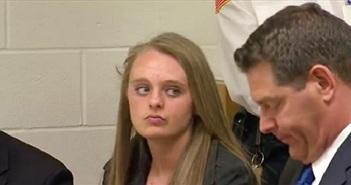 """Teen girl phải hầu tòa do nhắn tin giục bạn bè """"tự sát"""""""