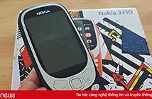 Nokia 3310 xuống giá dưới 1 triệu đồng, màu vàng cam khan hiếm