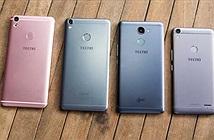 Tecno ra mắt 4 mẫu smartphone tầm trung tại Việt Nam