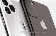 """Camera smartphone ngày càng có thiết kế """"khủng"""", thể hiện đẳng cấp"""