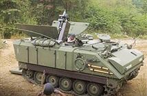Kinh ngạc cách Hàn Quốc gắn cối 120mm lên xe thiết giáp M113