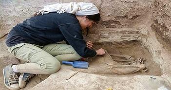 Hài cốt 9.000 năm tuổi hé lộ sự sụp đổ của thành phố cổ