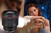 Canon ra mắt ống kính RF85mm f/1.2L USM mới: ông hoàng chân dung giá 68 triệu