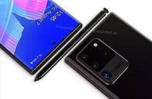 Galaxy Note 20 Ultra lộ cấu hình cực khủng