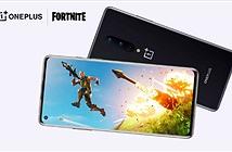 OnePlus 8 là smartphone đầu tiên trên thế giới có thể chơi Fortnite ở 90fps