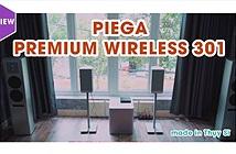 Piega Wireless 301 – Loa không dây made in Thụy Sĩ có sân khâu ấn tượng như dàn lớn