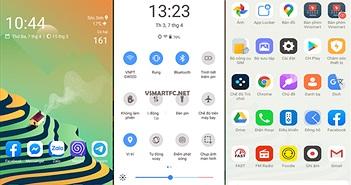 Vsmart chính thức trình làng VOS 3.0 trên nền Android 10